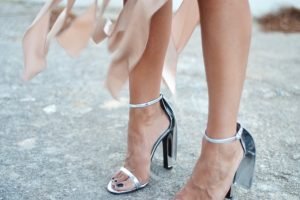 alexander wang silver cape shoes fashion blog