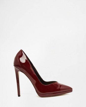pantofi stiletto red