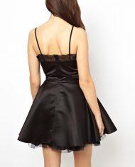 rochia baby black 3