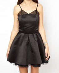 rochia baby black4